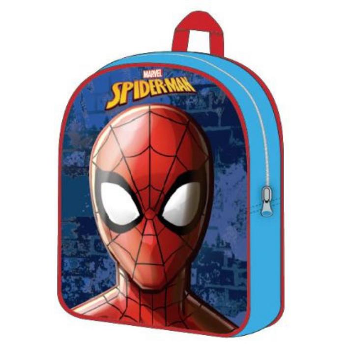 mochila infantil niño spiderman