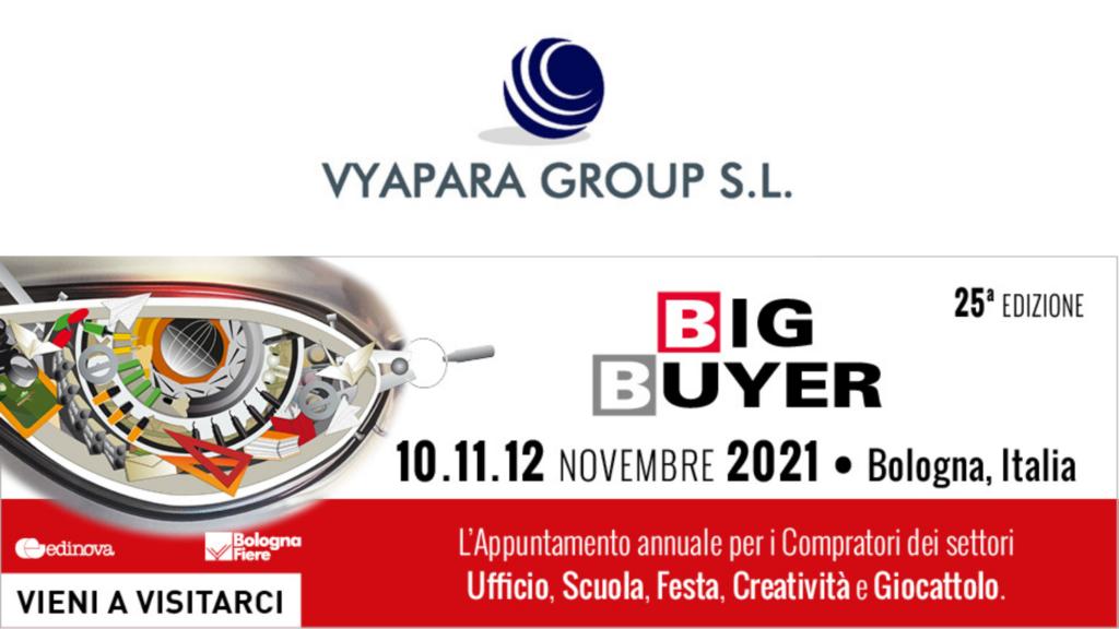 Vyapara Group estará en la Big Buyer 2021